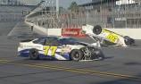 Big crash halts Daytona 500 practice