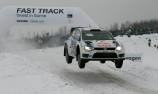 VW trio head Rally Sweden