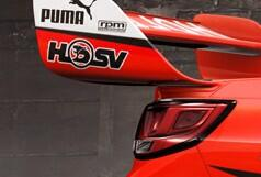The HRT has released three teaser images of its 2014 livery