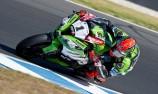 Champion Sykes tops Phillip Island test