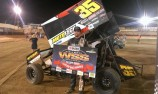 Jamie Veal takes first WSS win