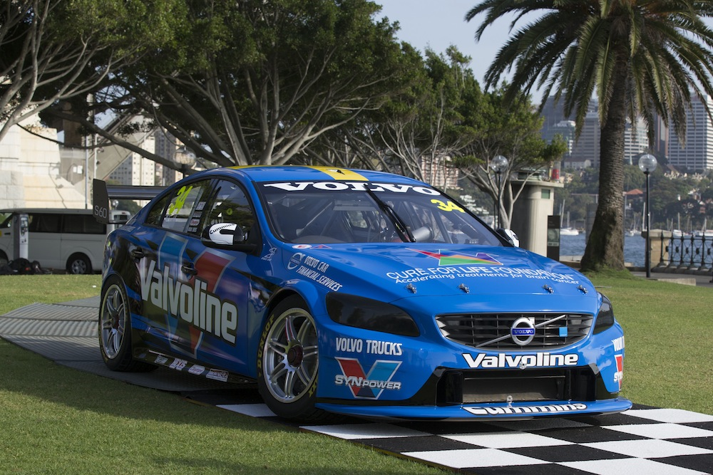 GALLERY: Volvo Polestar V8 Supercar launch - Speedcafe