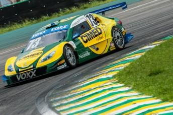 Winterbottom with start seventh with Sergio Jimenez