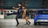 VIDEO: Ricciardo shows his footy skills