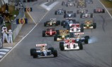 GALLERY: 30 Years of F1 AGP - Pictorial history