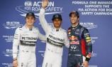 Hamilton pips Ricciardo for AGP pole