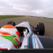 VIDEO: Jarno Trulli tests Formula E