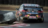 Whincup and Lowndes collide in Race 4