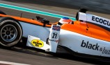 Jon Lancaster strikes on final day of GP2 testing