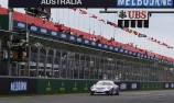 Warren Luff wins Race 2 in Carrera Cup