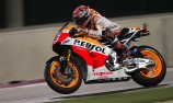 Marquez holds off Rossi in Qatar duel