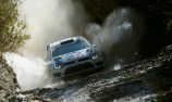 Ogier heads Mexico at Leg 2 midway point