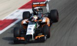 Perez fastest again as Red Bull crack top three