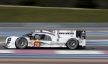 Porsche steps up WEC campaign with crucial test