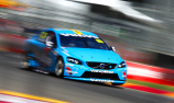 Volvo fast again in final Clipsal 500 practice