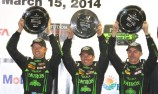 David Brabham second at Sebring 12 Hour