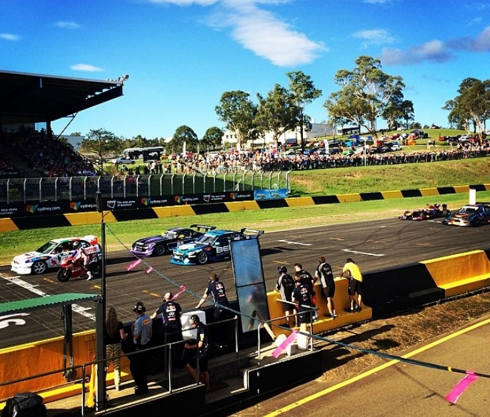The Speed Comparison line-up. PIC: Craig Lowndes