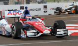 Sato secures IndyCar pole as Power takes fourth