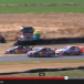VIDEO: Symmons Plains V8 Supercars highlights