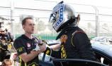 Van Gisbergen continues winning streak in Race 3