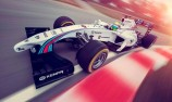 Williams unveils striking Martini livery
