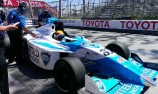 Brabham pipped to Long Beach Indy Lights pole