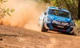 Reeves wins Forest Rally