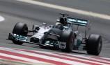 Hamilton sets benchmark in Shanghai