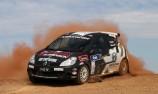 Scott Pedder takes Heat 1 of Forest Rally