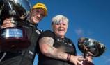 Maiden win means respect for Betty Klimenko