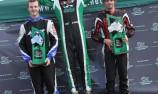 David Sera re-writes the karting record books