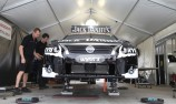 GALLERY: V8 Supercars set-up at Pukekohe