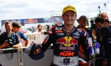 Rising star Miller scoops Moto3 pole