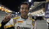 Palmer snatches first pole of 2014 GP2 season