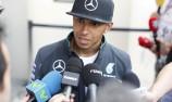 Hamilton tops charts in opening Bahrain practice