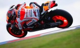 Marquez marches to third pole in Argentina