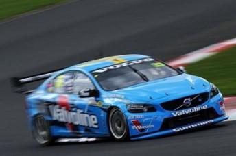 McLaughlin will start fifth in Race 11