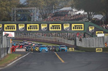 New Zealand's interest in the V8 Supercars Championship is currently booming