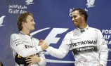 Thrilling win for Hamilton in Mercedes quinella