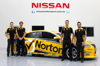 Dean Fiore has joined Nissan's endurance line-up