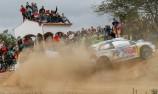 Ogier takes Rally de Portugal lead