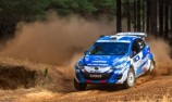 Reeves takes winning form into Forest Rally