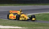 Hunter-Reay on target to defend Alabama crown