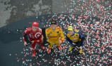 Hunter-Reay claims back-to-back Barber wins