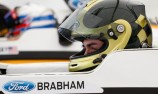 Sam Brabham following in dad's footsteps