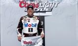 Stewart grabs Texas pole