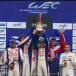 Toyota strikes as Webber finishes third in WEC thriller