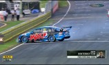 Bright scores pole as Winterbottom escapes spin