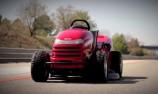 VIDEO: World's fastest mower
