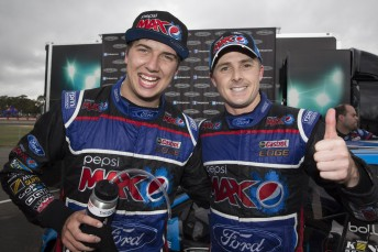 Mostert was the man to beat in Perth scoring more points than any other V8 Supercar driver for the weekend